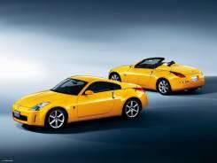 Nissan 350Z Z33 - запчасти бу. Nissan 350Z, Z33 Двигатели: VQ35HR, VQ35DE