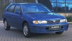 Nissan Almera N15 , 1995-1999 - запчасти бу. Nissan Almera, N15 Двигатели: GA14DE, CD20, GA16DE, SR20DE