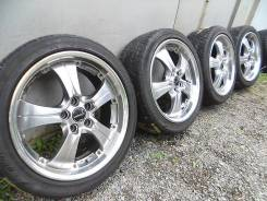 Work RS-Z. 7.5x18, 5x114.30, ET42, ЦО 73,0мм.