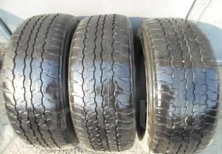 Dunlop Grandtrek AT22. Летние, 2008 год, износ: 30%, 3 шт