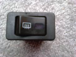 Кнопка включения обогрева. Nissan Laurel, FJC32 Двигатели: CA18S, CA18I, CA18P
