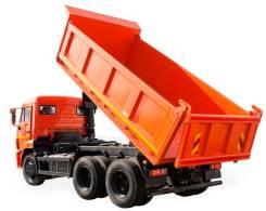 Камаз 65115. -6058-19, 8 000 куб. см., 15 000 кг.