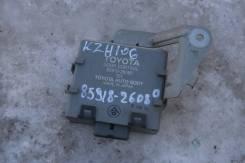 Блок управления. Toyota Hiace, LH113, LH112, LH115, LH114, LH103, LH125, RZH103, RZH114, RZH125, RZH115, RZH104, RZH112, RZH102, RZH113, LH172, KZH106...