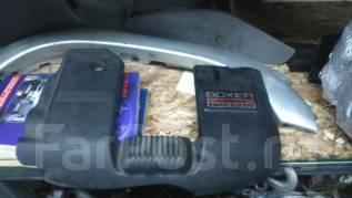 Крышка двигателя. Subaru Legacy
