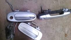 Ручка двери внешняя. Toyota Corolla, NZE121, AE102, AE110