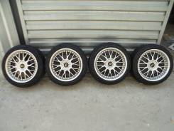 Work RS-Z. 7.5/8.0x17, 5x114.30, ET22/22, ЦО 73,3 мм.