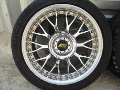 Work RS-Z. 7.5/8.0x17, 5x114.30, ET22/22, ЦО 73,3мм.