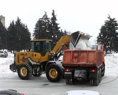 Уборка чистка и вывоз снега