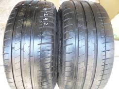 Michelin Pilot Sport 3. Летние, 2013 год, износ: 5%, 2 шт