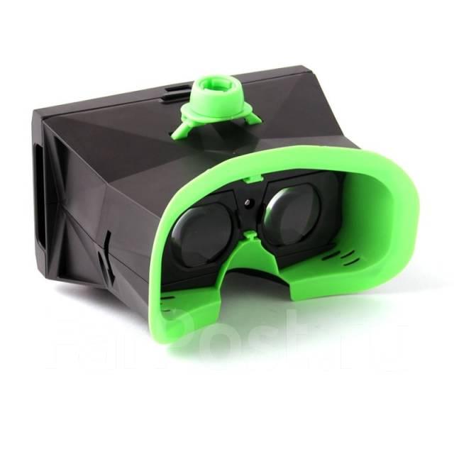 В владивостоке купить очки виртуальной реальности кабель андроид для коптера mavic pro