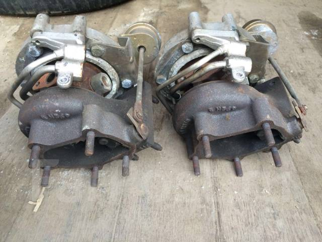 Турбина. Nissan Skyline GT-R, BCNR33, BNR32, BNR34 Двигатель RB26DETT