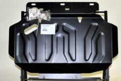 Защита двигателя. Nissan Navara, D40 Двигатель YD25DDTI