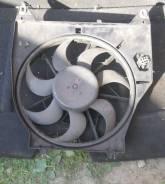 Вентилятор охлаждения радиатора. Renault Kangoo