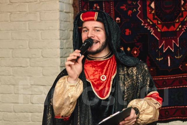 Поющий Ведущий Владислав Васильев