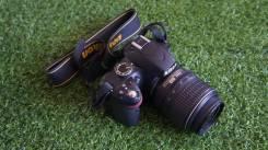 Nikon D3200 Kit. 20 и более Мп