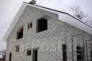 Строительство домов из блока.