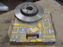 Диск тормозной. Renault Laguna Двигатели: F9Q, K4M, F4P