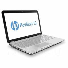 """HP Pavilion 15-n215sr. 15.6"""", 1,5ГГц, ОЗУ 4096 Мб, диск 500 Гб, WiFi, Bluetooth, аккумулятор на 4 ч."""