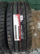 Bridgestone Potenza RE002 Adrenalin. Летние, 2011 год, без износа, 2 шт