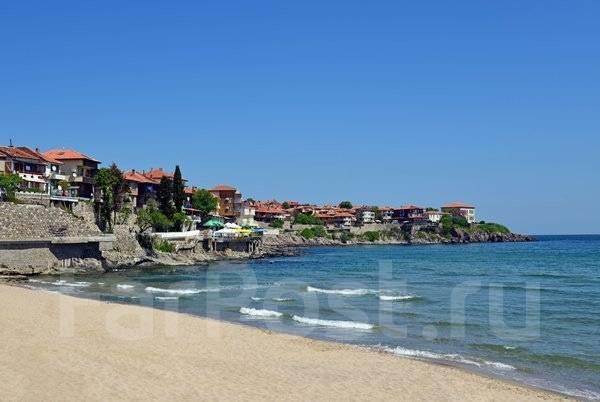 Болгария. Бургас. Пляжный отдых. Радушная Болгария из Москвы