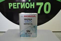 Honda. Вязкость 0W20