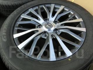 Lexus. 8.5x5, 5x150.00, ET60. Под заказ