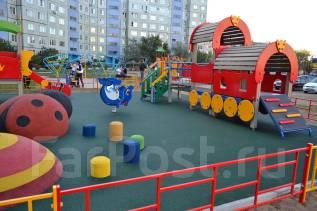 Детские игровые комплексы.