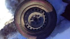 Колесо липучка Toyota в сборе 114,3*5