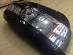 Накладка на зеркало. Toyota Land Cruiser Prado, TRJ150W, GRJ151W, GRJ150W