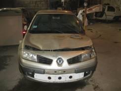 Блок управления вентилятором Renault Megane 2