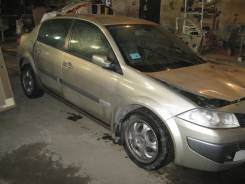 Пыльник тормозного диска Renault Megane 2
