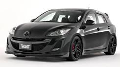 Накладка на бампер. Mazda Axela, BLEAW, BL5FW, BLFFP, BLEFP, BLEAP, BLEFW, BL5FP, BLFFW, BL Mazda Mazda3, BL. Под заказ