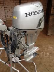 мотор honda 40 новый