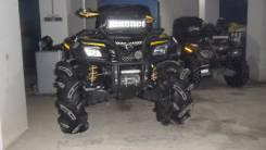 BRP Can-Am Outlander Max 800. исправен, есть птс, с пробегом