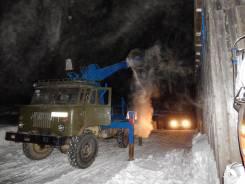 Автобуровая газ 66