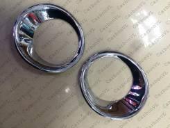 Накладка на бампер. Nissan Dualis, J10 Nissan Qashqai, J10