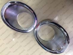 Накладка на фару. Honda CR-V, RM1, RM4