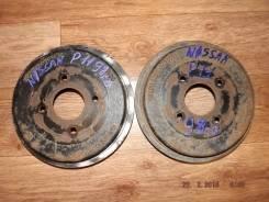 Барабан тормозной. Nissan Primera, P11 Двигатели: GA16DE, GA16DS, CD20T, GA16