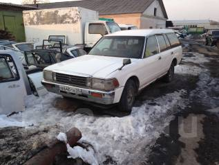 Toyota Crown. автомат, задний, 2.4, дизель, 300 000 тыс. км