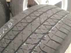 Bridgestone Dueler H/T. Летние, 2010 год, износ: 40%, 4 шт