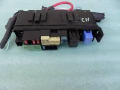 Блок предохранителей. Nissan Tiida, C11 Двигатель HR15DE