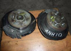 Ступица. Toyota Alphard, ANH10W, ANH10 Двигатели: 2AZFE, 2AZFXE