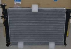Радиатор охлаждения двигателя. Hyundai Tucson