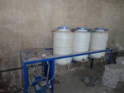 Оборудование для производства пенопласта.