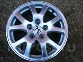 Honda. 6.0x16, 5x114.30, ET0, ЦО 70,0мм.