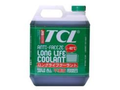 Антифриз зелёный, -40 градусов, 4 литра. TCL