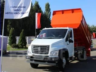 ГАЗ Газон Next. Самосвал ГАЗон NEXT, 4 430 куб. см., 5 000 кг. Под заказ