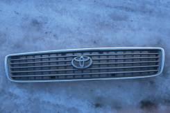 Решетка радиатора. Toyota Hiace, KZH106G, KZH106W Двигатель 1KZTE