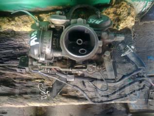 Карбюратор. Nissan Vanette Двигатели: A15S, A15