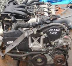 Двигатель Lexus RX 330 3MZFE 4WD